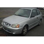 Hyundai Accent L/B '99 - '02
