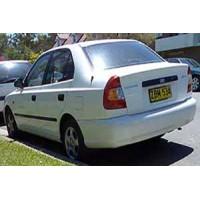 Hyundai Accent SDN '99 - '02
